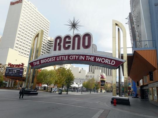 Reno, c'est en quelque sorte le Las Vegas des pauvres.