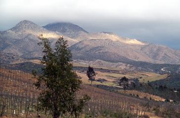 La belle vallée de La Grilla.