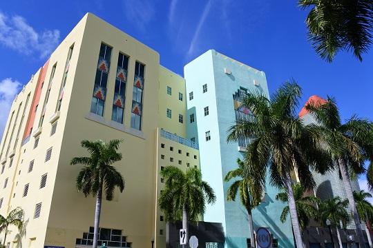 Le quartier Art Deco est le fleuron architectural de Miami.
