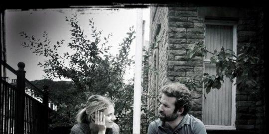 Mélanie Laurent et Cyril Dion, les réalisateurs de «Demain».