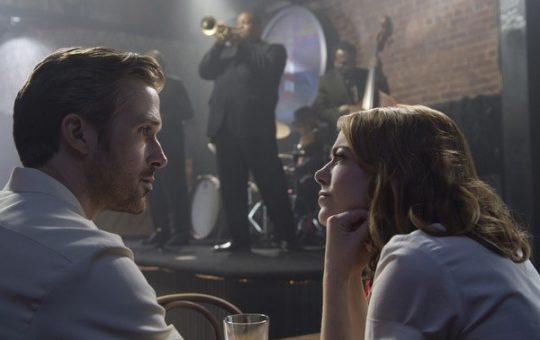Ryan Gosling et Emma Stone.