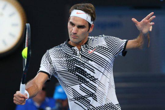 Son triomphe, Federer le doit à la solidité de son revers.